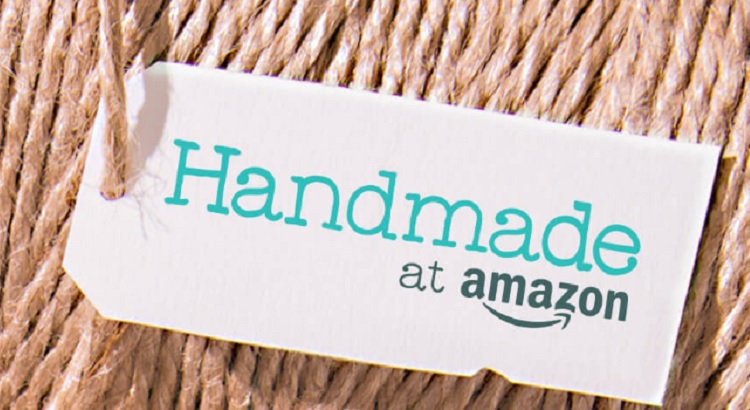 Handmade at Amazon Logo